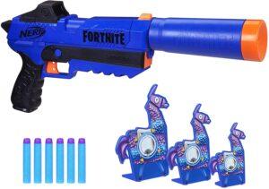 best fortnight nerf gun